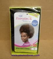 Janet Collection Noir Afro Sexy Drawstring Ponytail